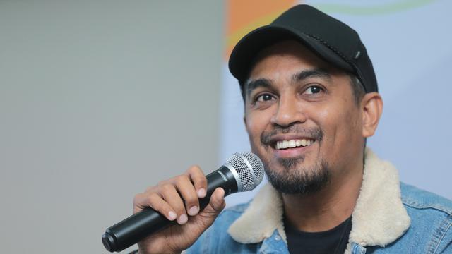 Glenn Fredly : Era Musik Digital Bisa Bantu Kembangkan Industri Musik Dikota Kecil