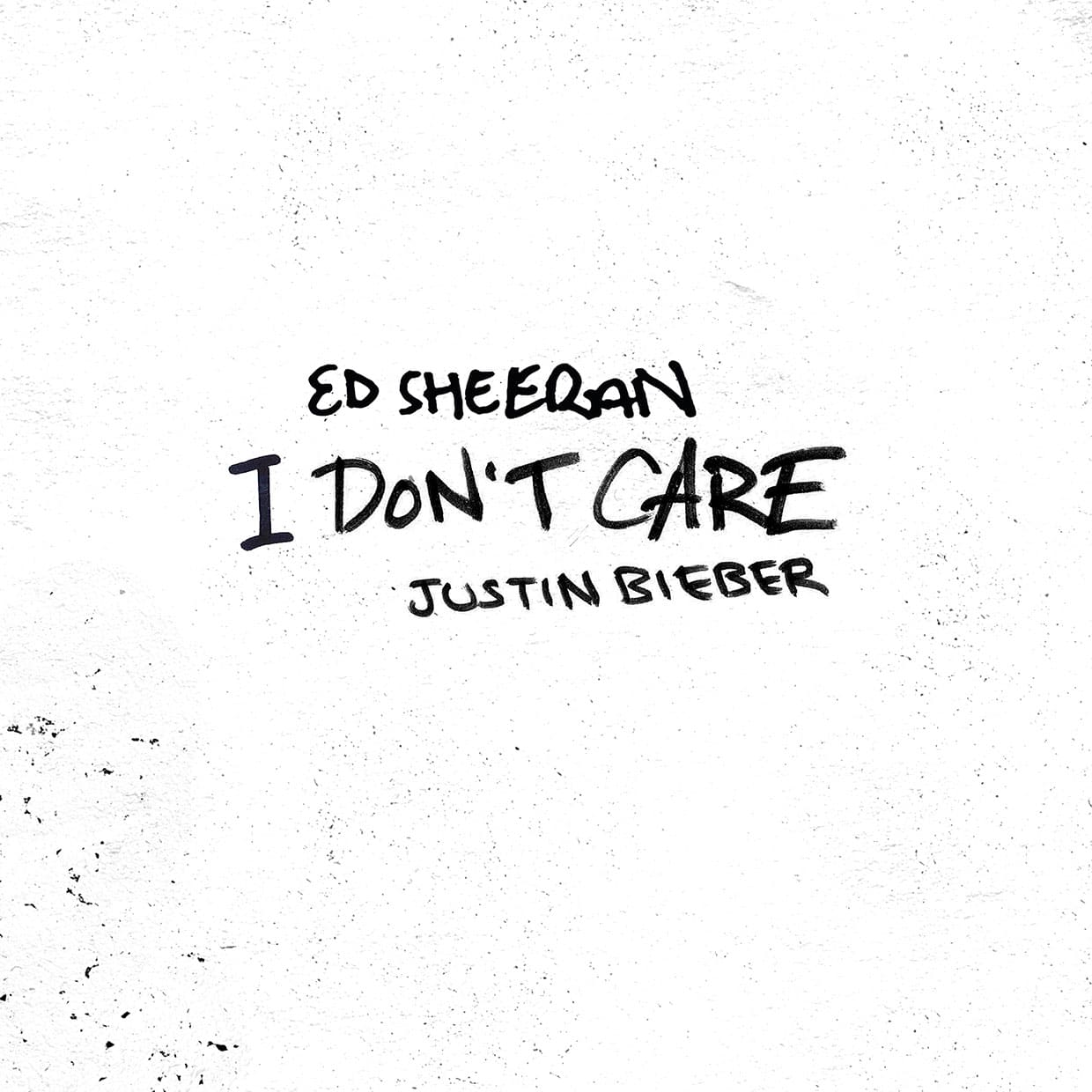 I Don't Care Justin Bieber Ed Sheeran