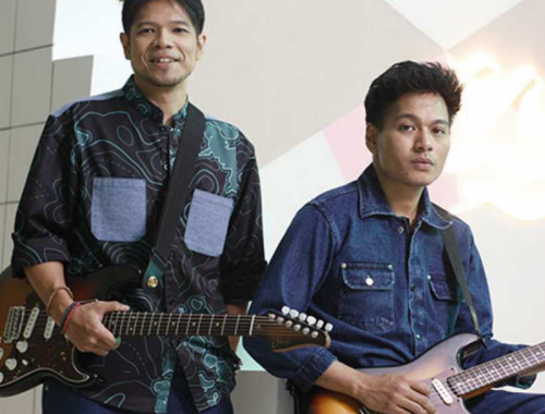 Single 'Halusinasi' Bikin Baim Duet Sama Rendy Pandugo