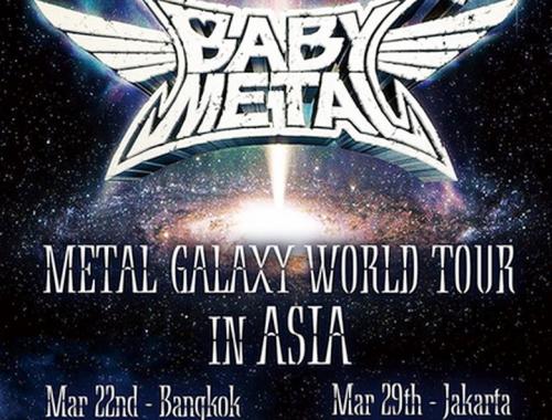 Babymetal ke Jakarta
